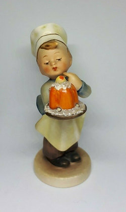 Vintage Goebel Figurine #128 The Baker TMK2