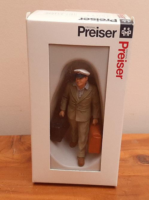 Preiser 45511 US PorterG Scale
