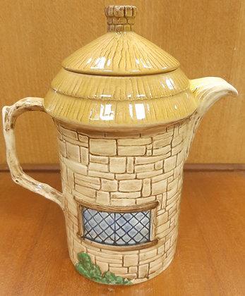SylvaC Croft Cottage Coffee Pot 5537