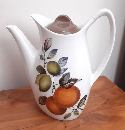 Midwinter Stylecraft Oranges & Lemons Coffee Pot