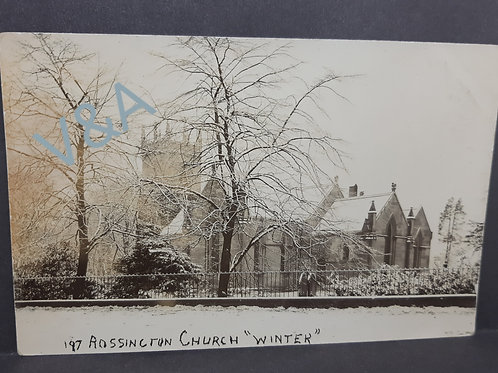 "RP Rossington Church ""Winter"""