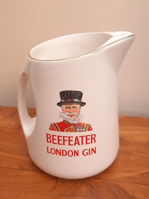 Vintage Wade Beefeater Gin Jug