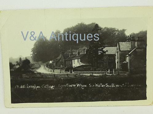 Ivanhoe Cottage Sprotborough Doncaster RP 1920