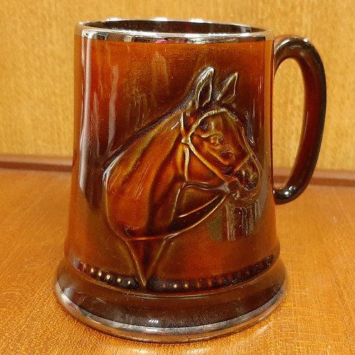 SylvaC Horse Tankard 2343