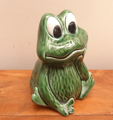 SylvaC Frog Money Box 5097