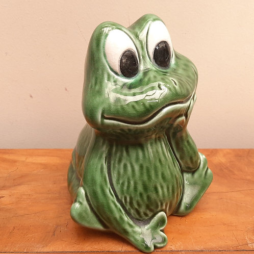 SylvaC Frog Money Box 5097