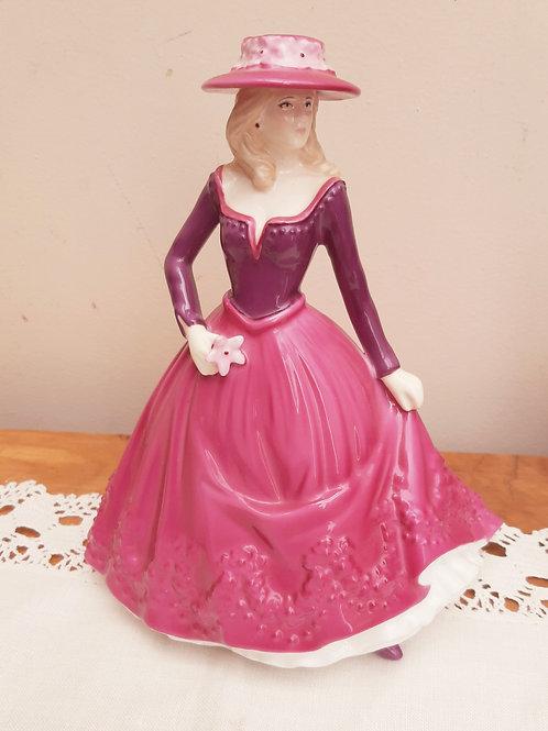 Royal Worcester Les Petites Poppy A10