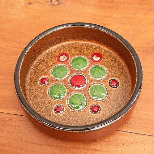 Vintage HORNSEA Muramic Dish