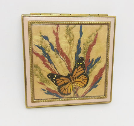 Rex 5th Avenue Monarch Butterfly & Meadow Grasses Compact