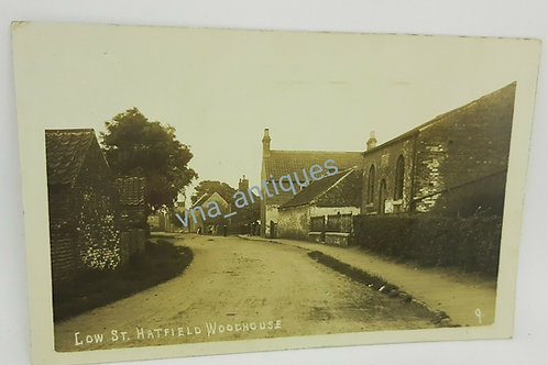 Low Street Hatfield Woodhouse Doncaster Posted