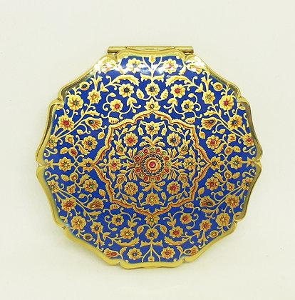 KIGU of London Queen Convertible Indian Jewel Compact