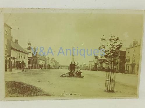 RP Bawtry Doncaster Cross & High Street 1905