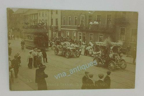 Fancy Parade Hallgate Doncaster 1907