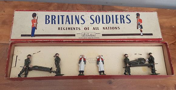 Britains Boxed Royal Army Medical Corp 1723