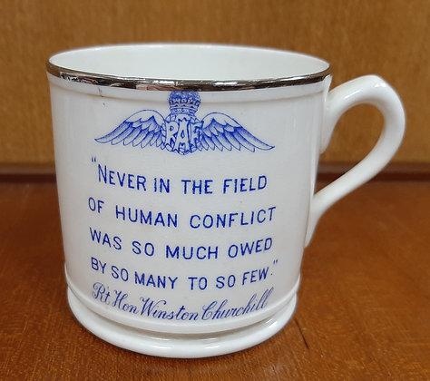 Taylor & Kent RAF Battle of Britain China Mug