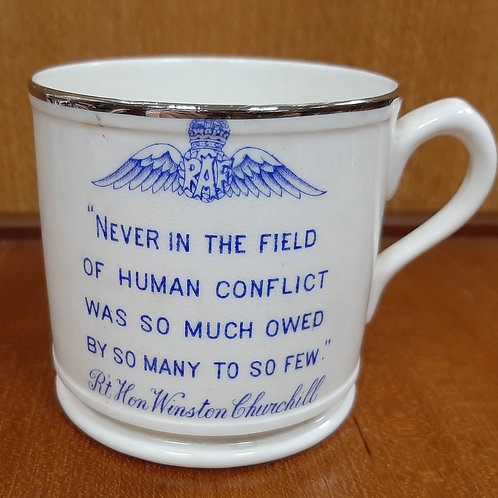 Taylor & Kent RAF Battle of Britain China Mug
