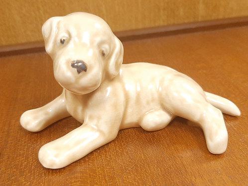 SylvaC Puppy Laying 3116 Beige