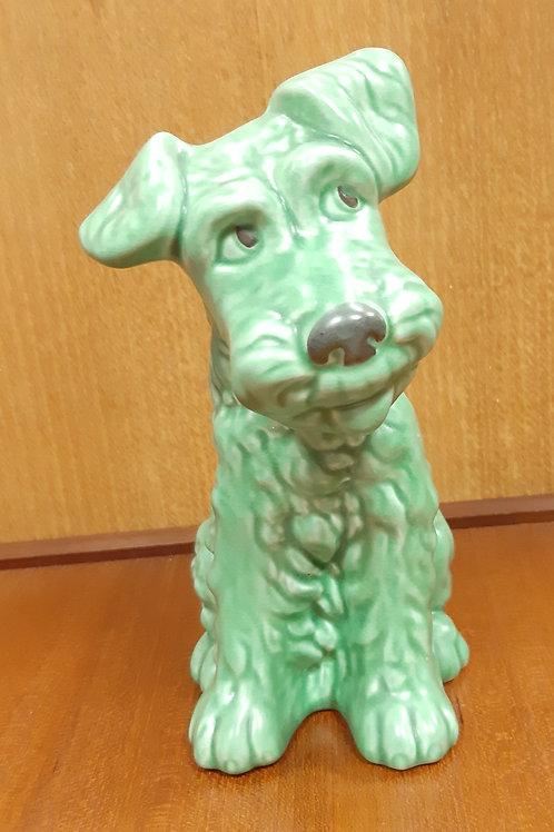 SylvaC 1379 Green Terrier 1930's