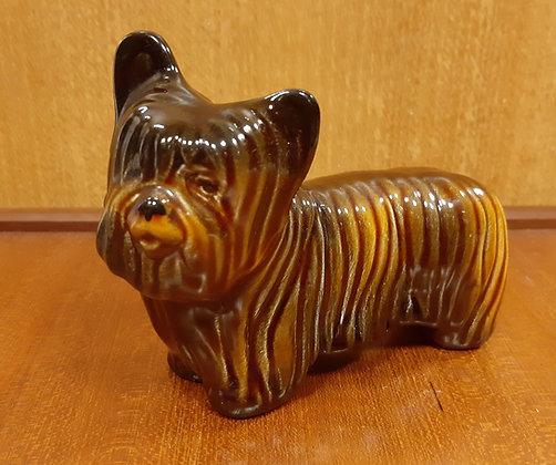 Rare SylvaC 2473 Yorkshire Terrier Brown Gloss