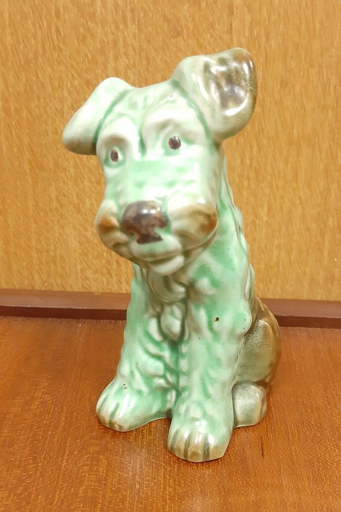SylvaC Terrier 1378 Green & Brown