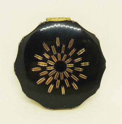 Kigu Convertible Black Enamel Diamond Cut