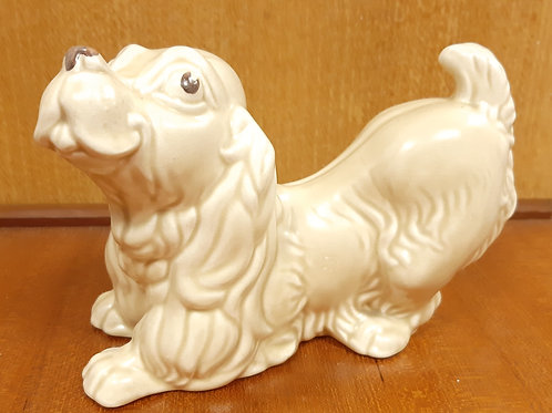 SylvaC Sealyham Dog 3177 Beige