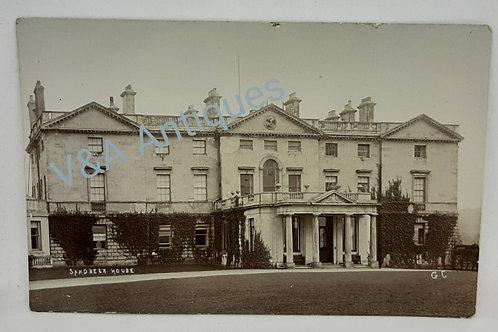 Sandbeck Park House Maltby Rotherham RP Postcard