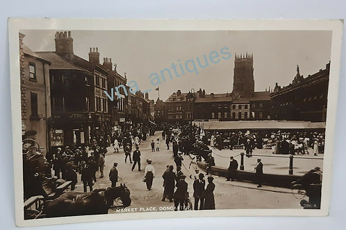 Doncaster Market Place RP Posted