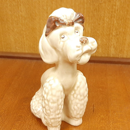 Adorable SylvaC Poodle 170 Beige & Brown