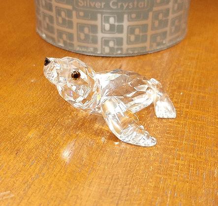 Swarovski Sea Lion Baby 221120 Boxed