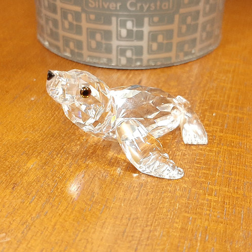 Swarovski Sea Lion Baby 221120 Boxed