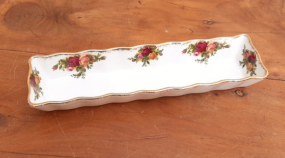 Royal Albert Old Country Roses Oblong Tray