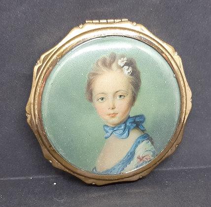 Kigu Convertible Compact Young Marie Antoinette Portrait