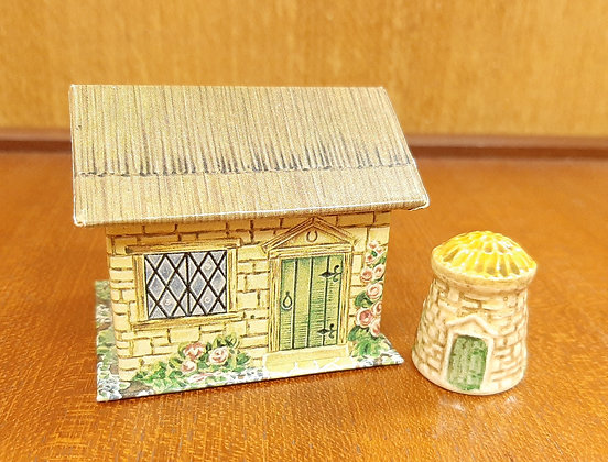 SylvaC Thimble Anne Hathaway Cottage Boxed