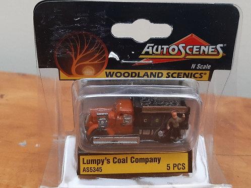 Woodland Scenic N Scale AS5345 Lump's Coal Company