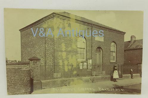 Pre WW1 Doncaster RP Primitive Chapel Barnby Dunn
