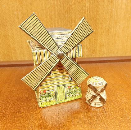 SylvaC Windmill Thimble Boxed