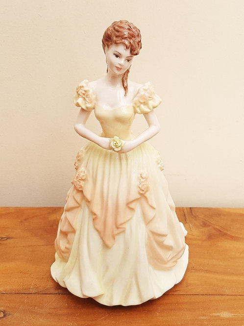 Coalport Ladies of Fashion Figurine KAREN