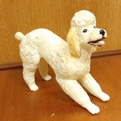 SylvaC Poodle Playing 3174 White/Cream