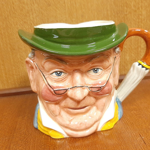 SylvaC Character Jug Mr Pickwick 4431