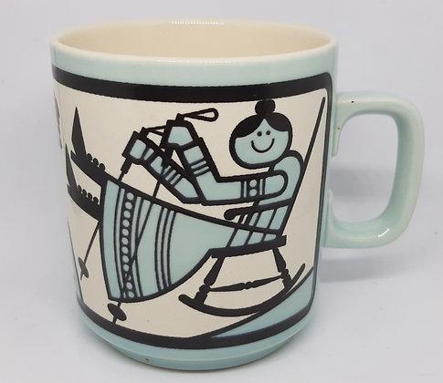 Hornsea Clappsion Worlds Best Grandma Mug