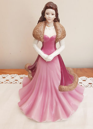 Coalport Classic Elegance Figurine SADIE 2006