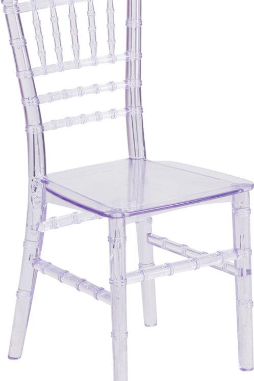 Kids Acrylic Chiavari Chair