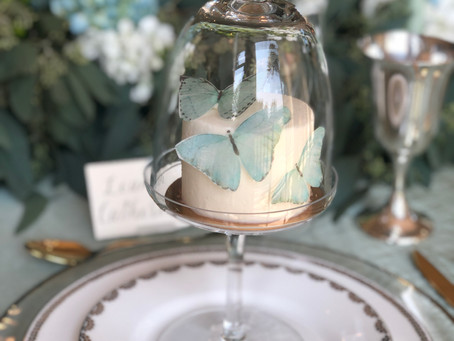 Inspired: Butterfly Bridal Luncheon