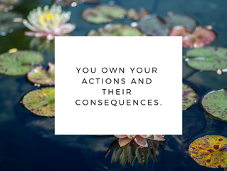 Own Your Actions