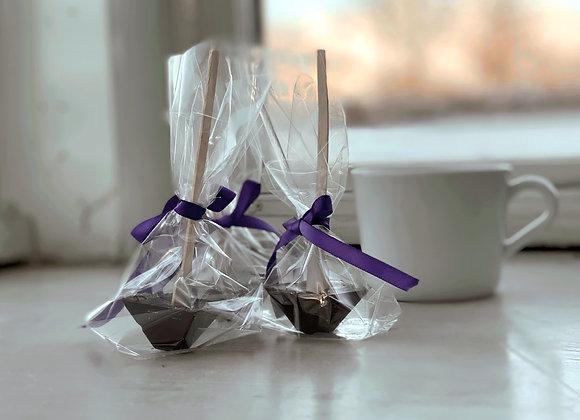 Chili Hot Chocolate Rods