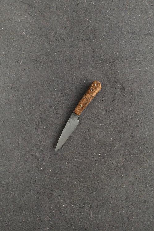 Brown Oak Silver Nipper