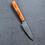Thumbnail: Explosion Pattern Damascus Paring Knife