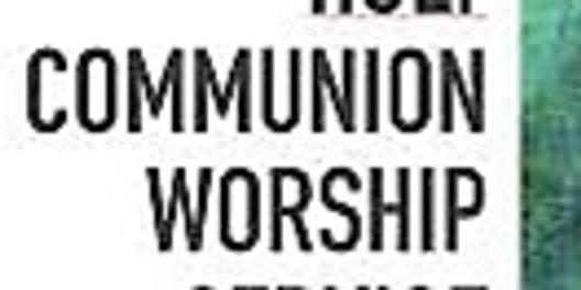 Sunday Worship with Holy Communion