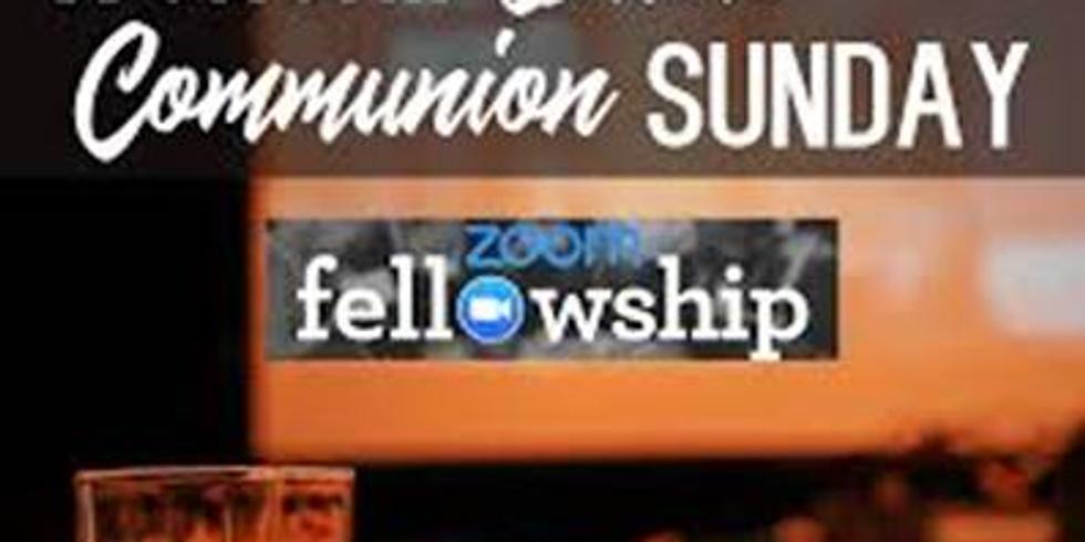 Sunday Online Worship with Holy Communion